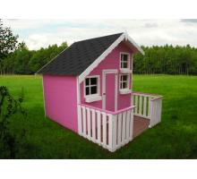 Dětský domek na zahradu